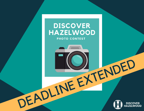 Discover Hazelwood - Website Deadline Extended